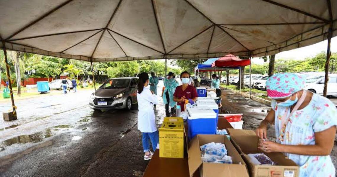 DF tem 100 pontos de vacinação contra o vírus influenza