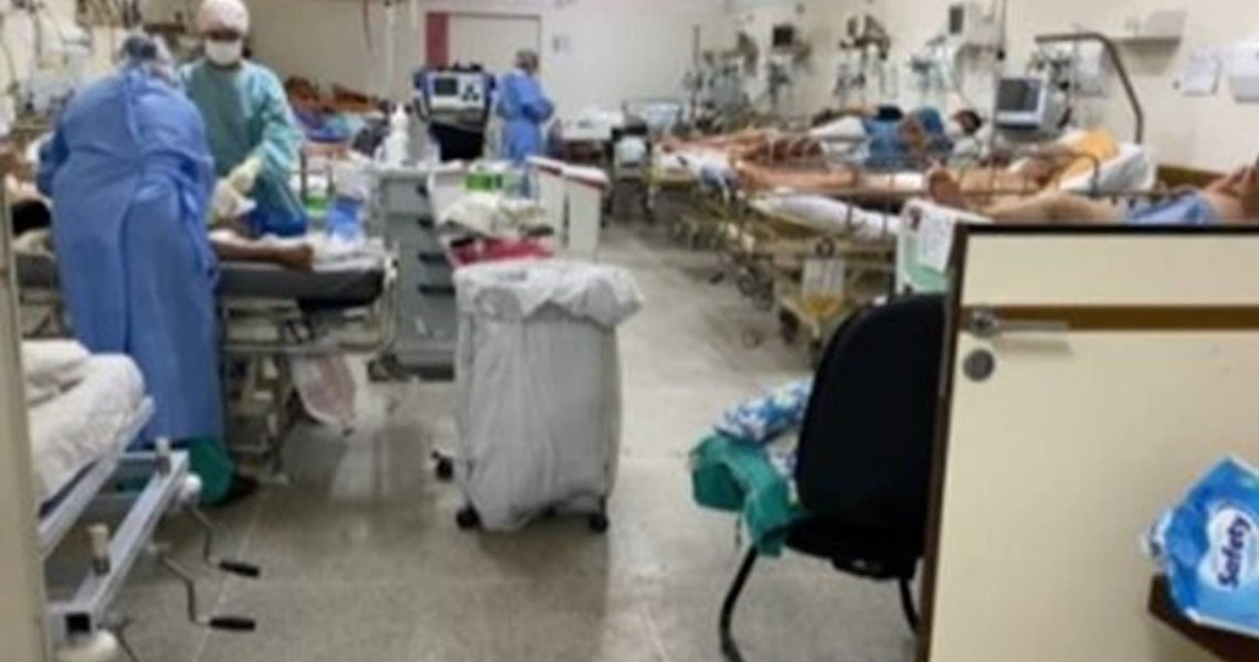Relatório aponta risco alto de contaminação cruzada em hospital do DF