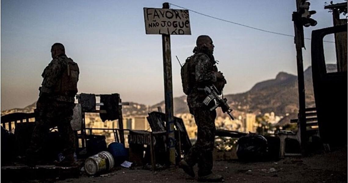 Milícias expandem poder e estão presentes em mais da metade da cidade do Rio