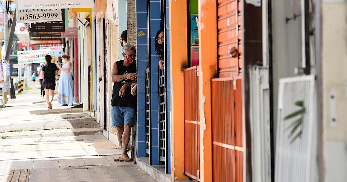 Batalha judicial sobre lockdown permanece e traz cenário de instabilidade