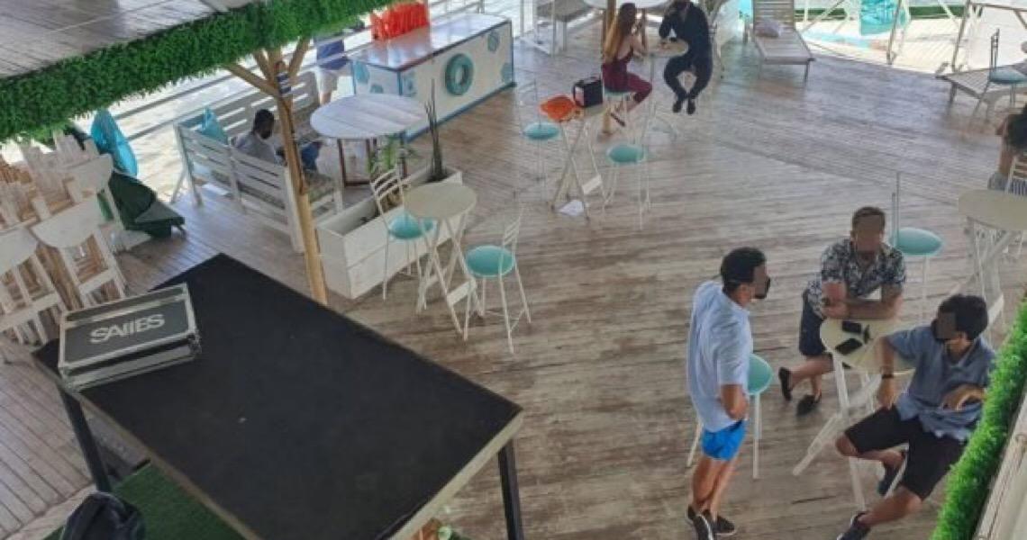 DF Legal interdita festa em deck da Concha Acústica neste sábado