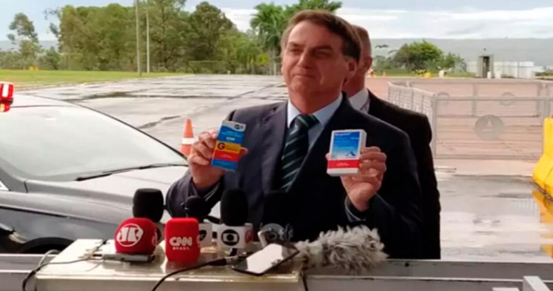 Juiz decide que Bolsonaro impor remédios sem eficácia faz parte do livre discurso político
