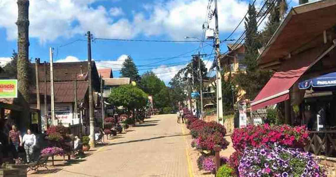 Monte Verde reabre para o turismo consciente após prejuízo na onda roxa