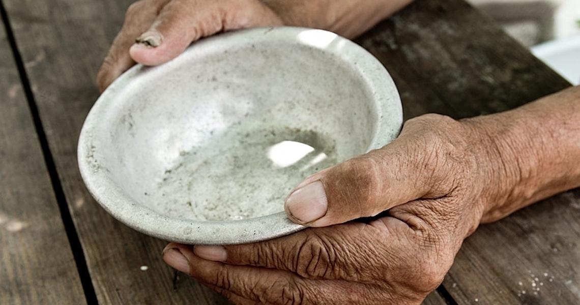 Na pandemia, 13,6% dos brasileiros acima de 18 anos já ficaram um dia sem refeição