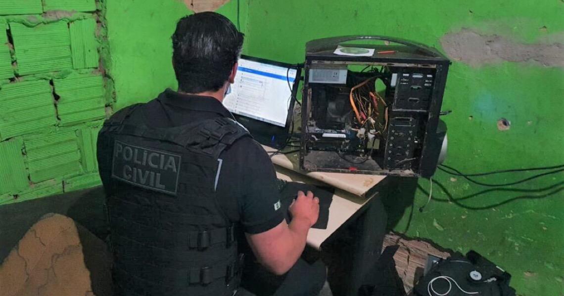 Polícia Civil atua contra pornografia infantojuvenil no DF