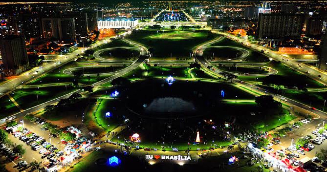 Parabéns, Brasília!