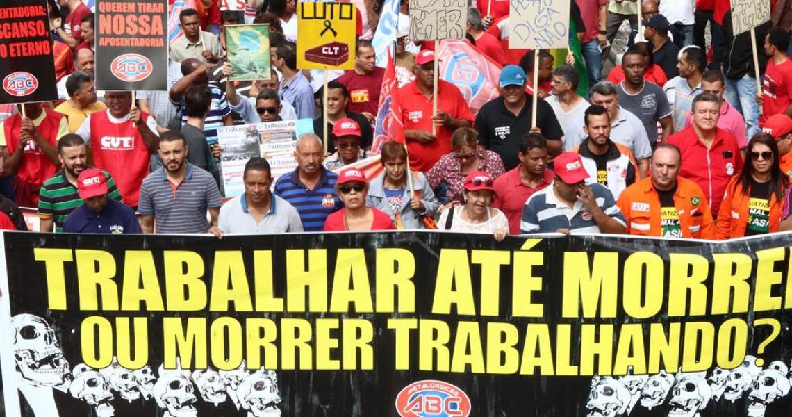 Brasil é incluído em lista prévia da OIT de países que violam convenções trabalhistas internacionais