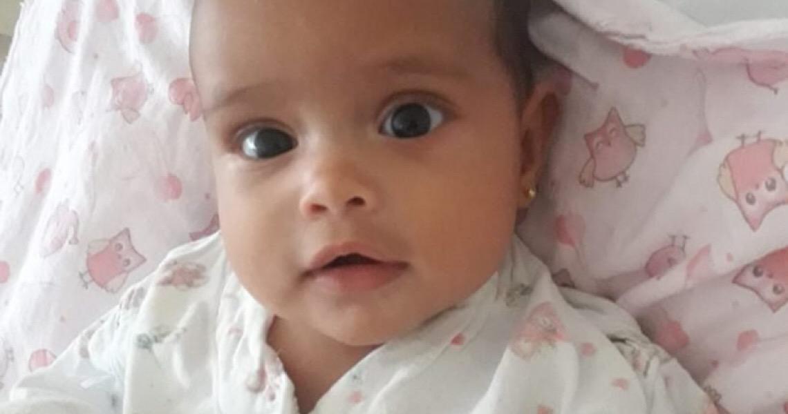 Pais do DF pedem ajuda para acompanhar tratamento de bebê com câncer