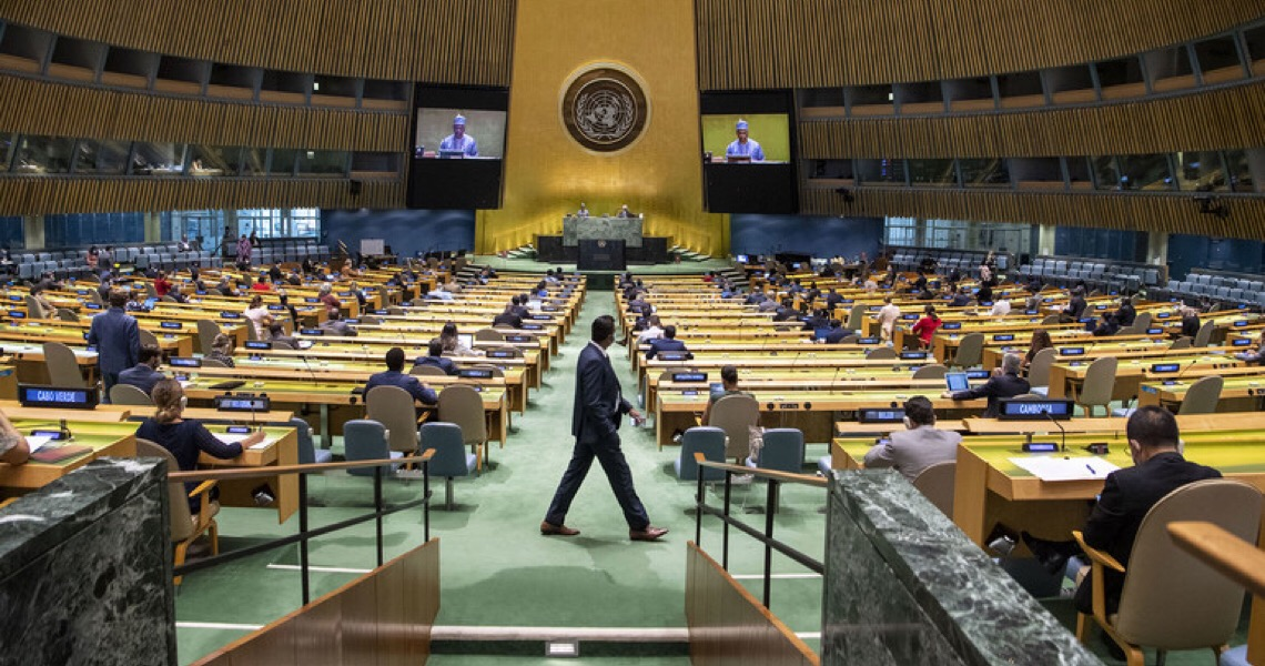 Em Dia Internacional, Guterres pede multilateralismo em rede e inclusivo