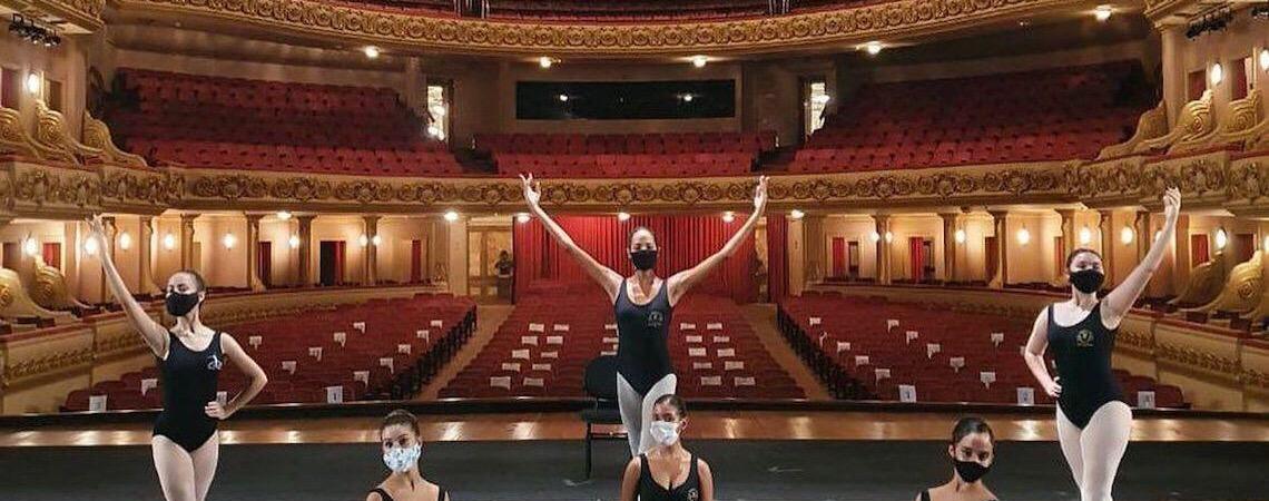 Escola de Dança do Theatro Municipal do Rio completa 94 anos