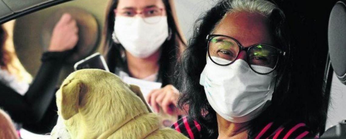 Pessoas com comorbidades: Agendamento para vacinação começa na segunda (3/4)