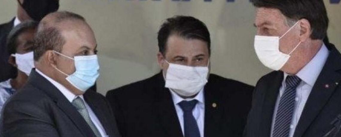 Mais distante de Bolsonaro, Ibaneis Rocha quer que MDB tenha candidato próprio
