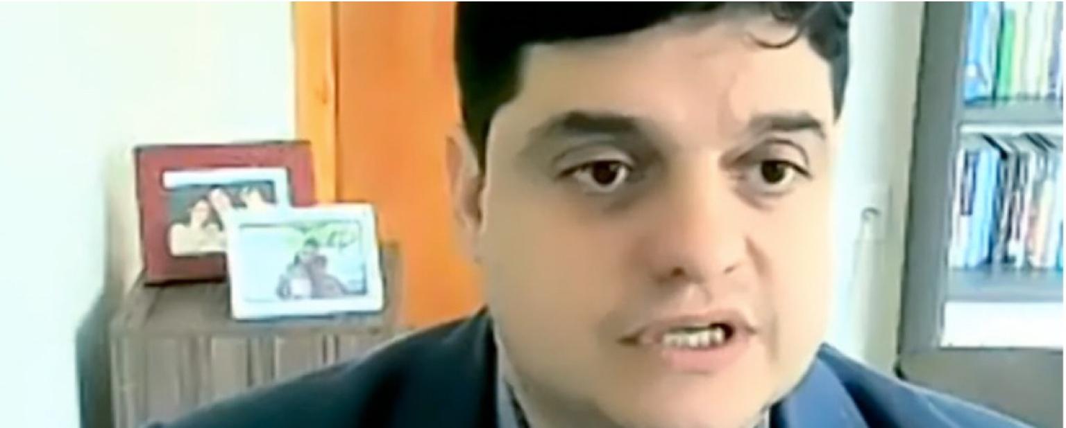 """""""Qual vai ser a contribuição?"""", questiona Delmasso sobre CPI do Iges-DF"""