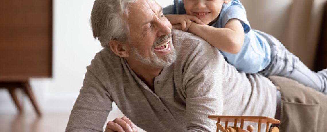 Laços entre avós e netos aumentam na pandemia