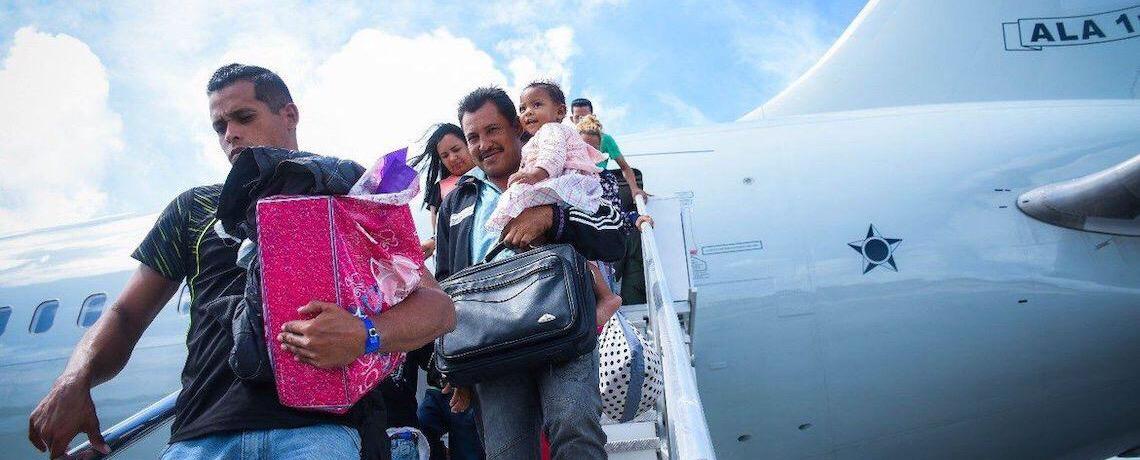 Interiorização é esperança para mais de 50 mil venezuelanos no Brasil