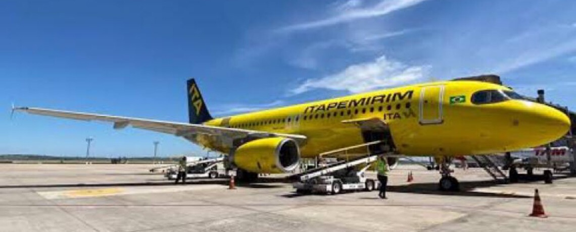 Anac autoriza voos de empresa aérea do Grupo Itapemirim