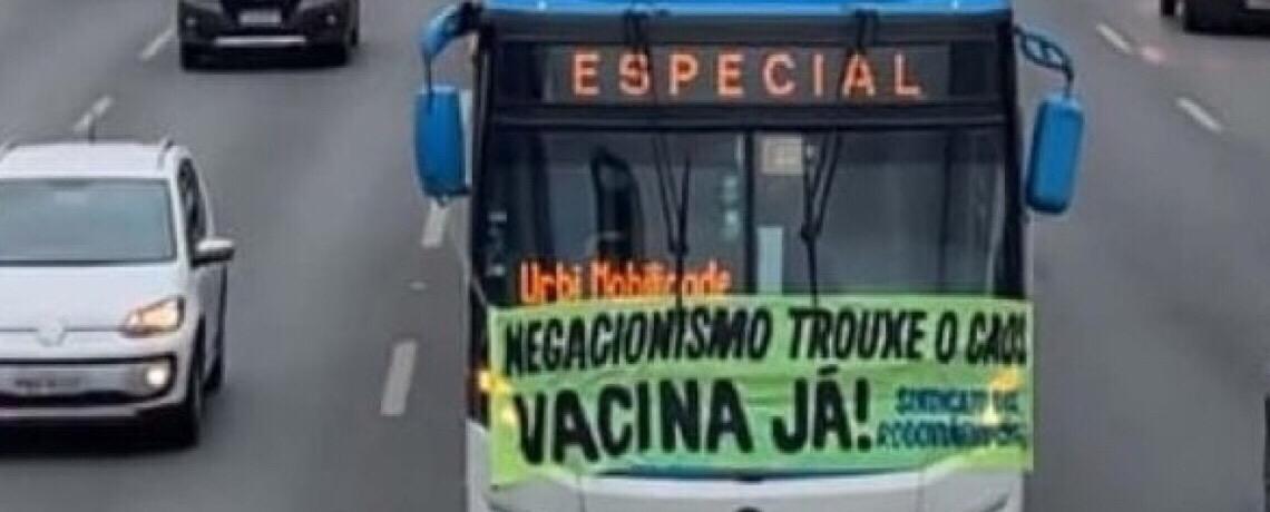 TRT manda conferir se rodoviários cumprem decisão durante greve no DF