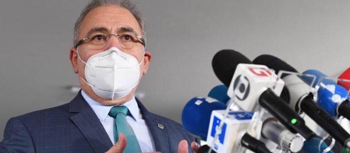 Os principais pontos do depoimento do ministro Queiroga à CPI