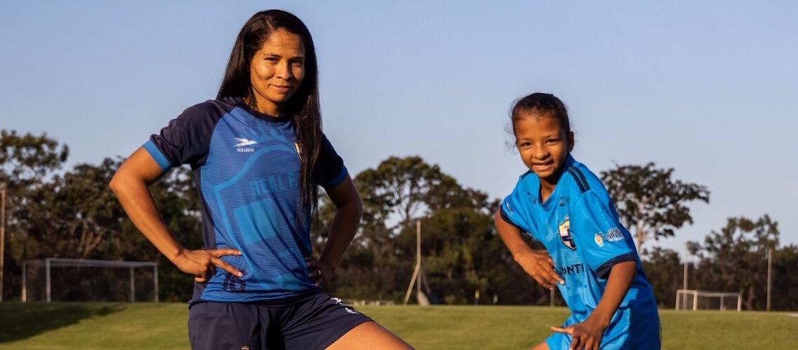 A dupla jornada das mães atletas para vencer desafios