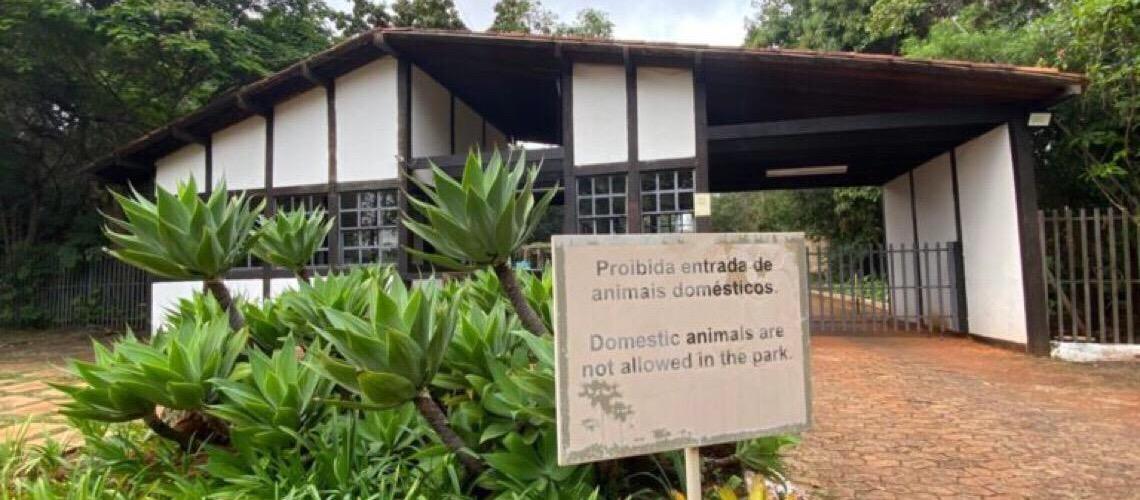 Restaurante dentro do Jardim Botânico de Brasília volta a funcionar