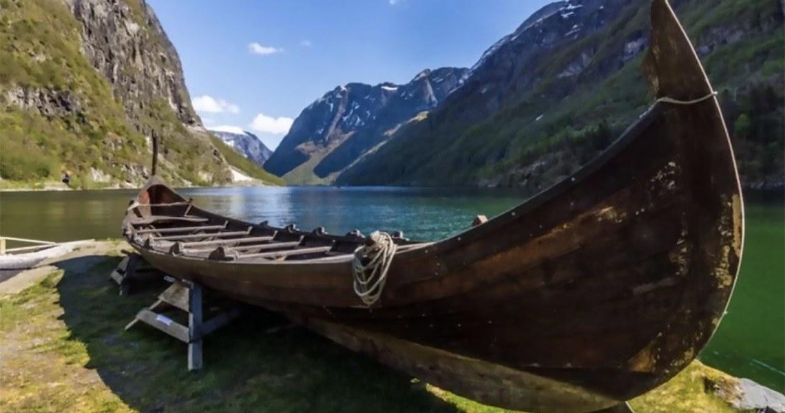 Navio viking de 1.000 anos é descoberto