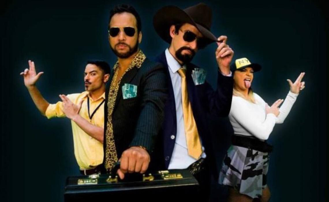 Banda do DF lança música irreverente para criticar política do Brasil