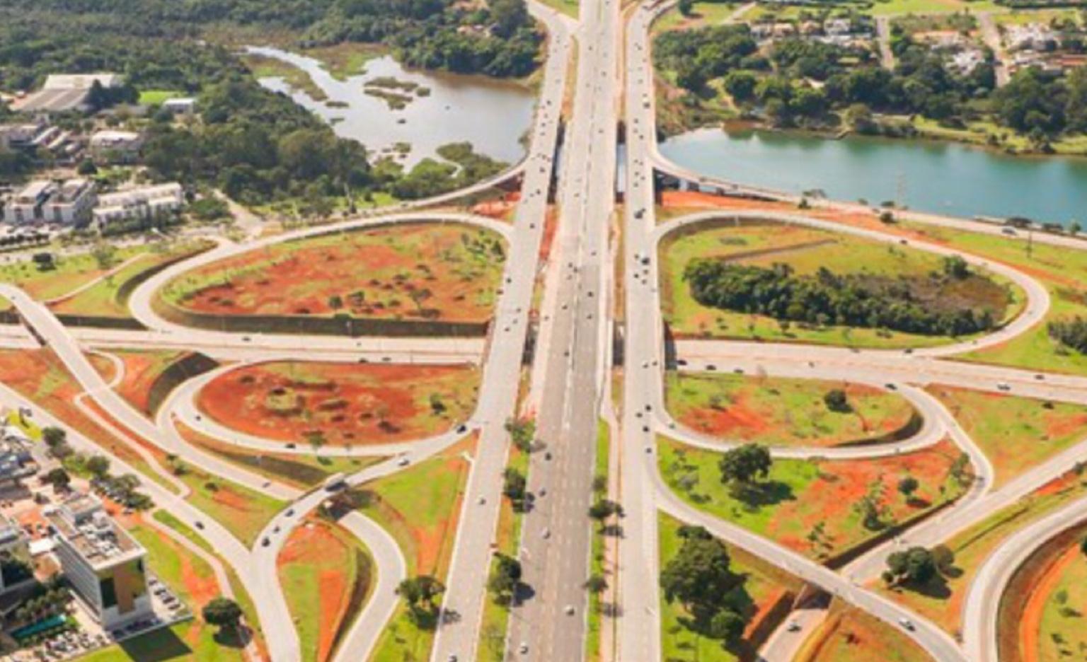 Governo do DF finaliza Complexo Viário Governador Roriz
