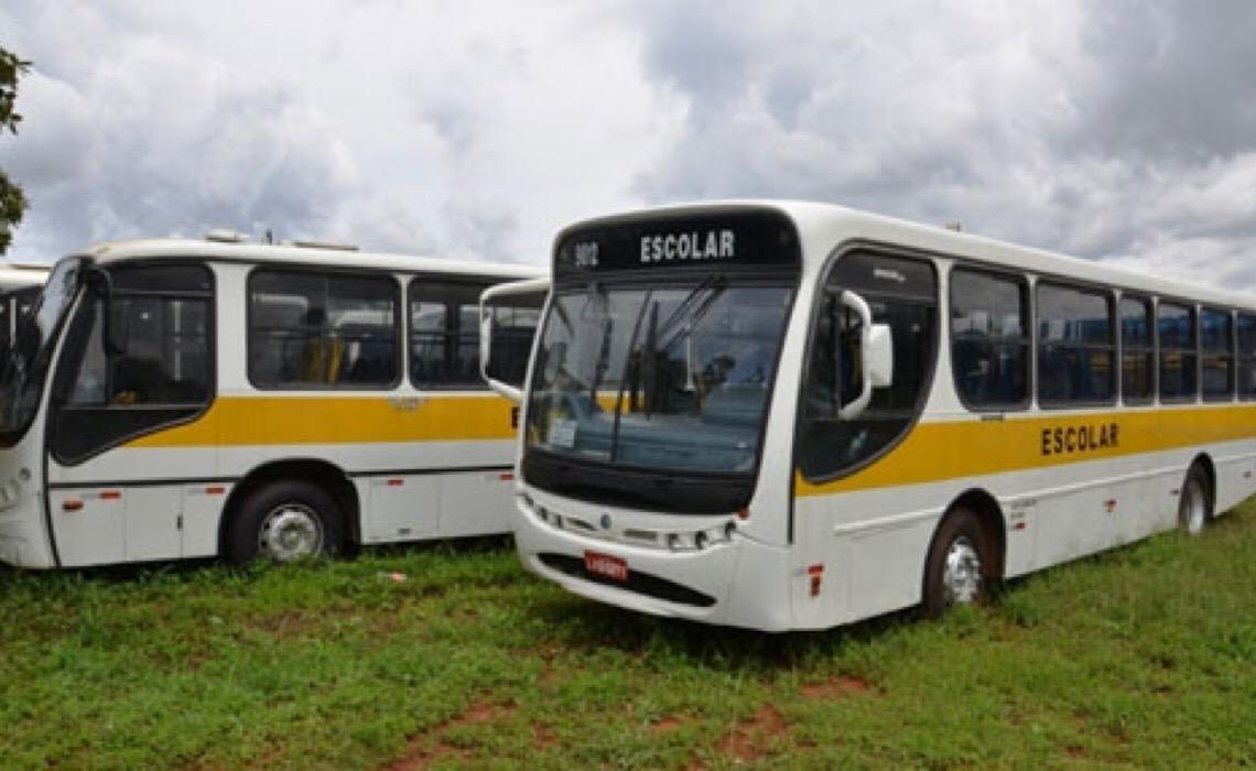 Secretaria de Educação do DF quer reassumir gestão de ônibus escolares para não perder R$ 5,7 mi