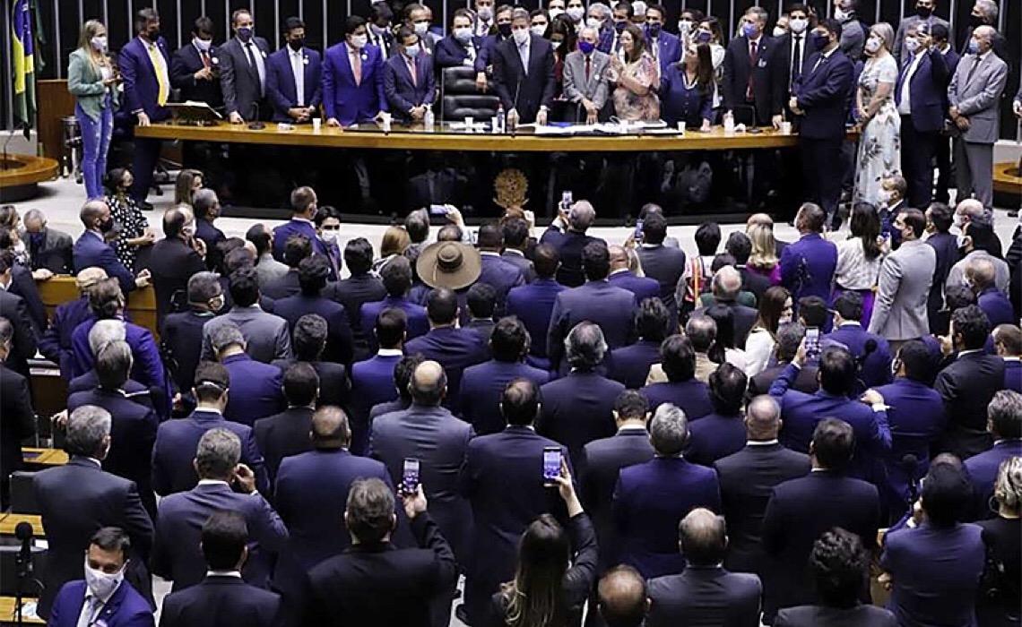 Câmara dos Deputados aprova projeto que reduz espaço da oposição