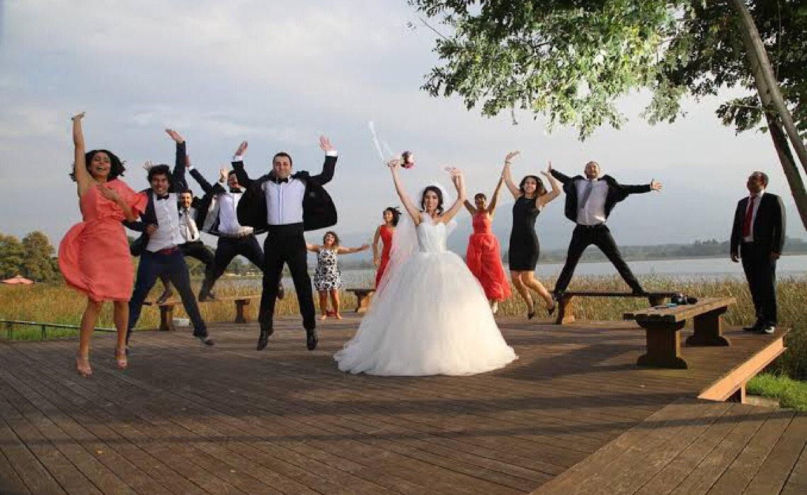 Liberadas as celebrações de casamentos, aniversários e batizados no DF