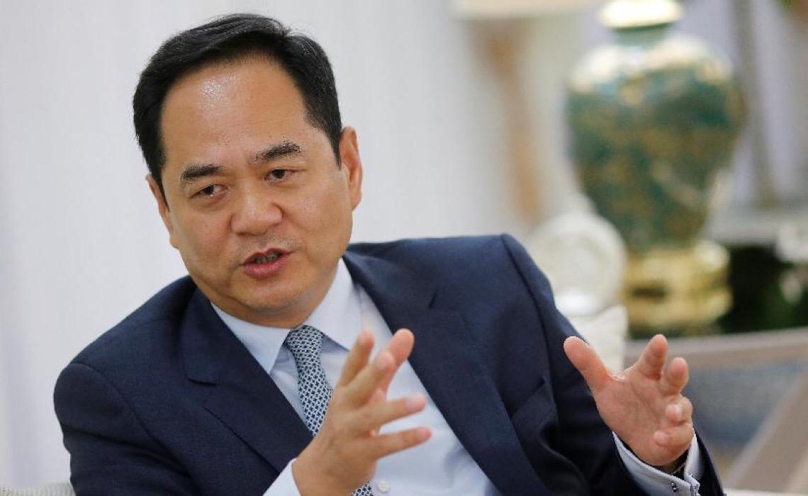 É preciso tornar o ambiente mais sadio entre Brasil e China, adverte o embaixador chinês