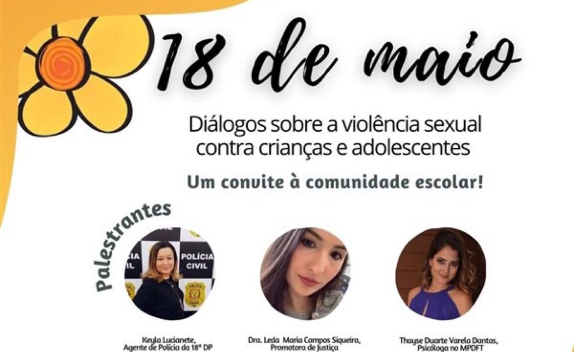 Evento virtual discute violência sexual contra crianças e adolescentes