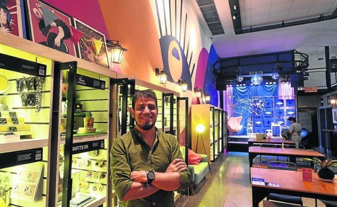 Espaços criativos revitalizam a W3 Sul