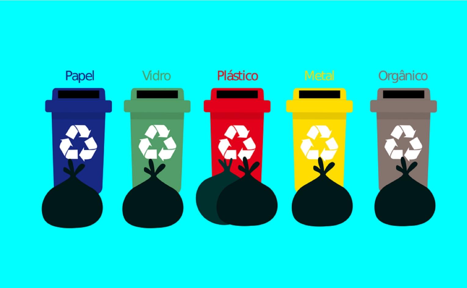 Reciclar é preciso, inclusive durante a pandemia