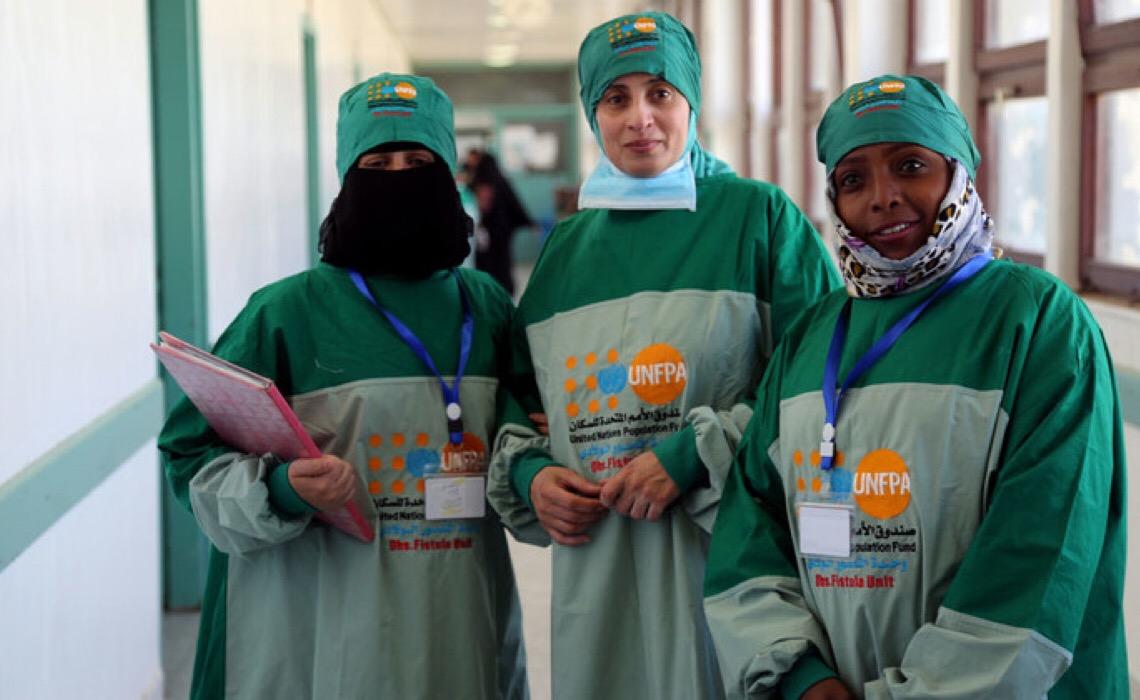 ONU marca neste 23 de maio Dia Internacional pelo Fim da Fístula Obstétrica