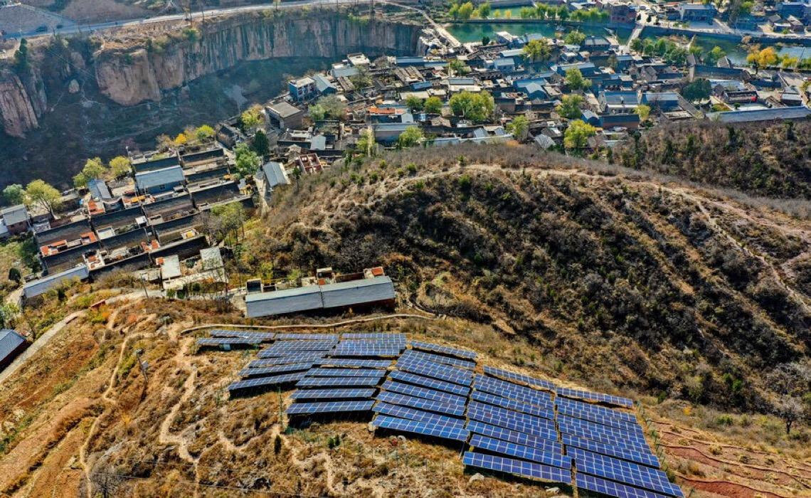 China vê crescimento acelerado da geração de energia de janeiro a abril