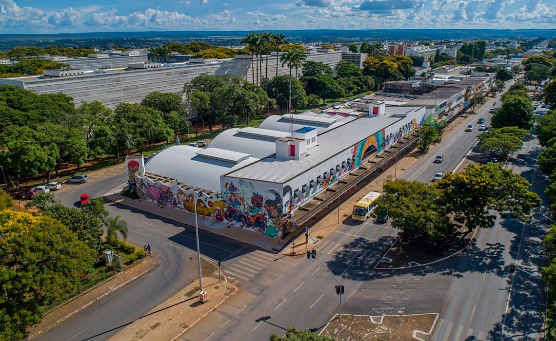 Seguindo todos os protocolos, sete pontos culturais de Brasília serão reabertos na próxima sexta-feira
