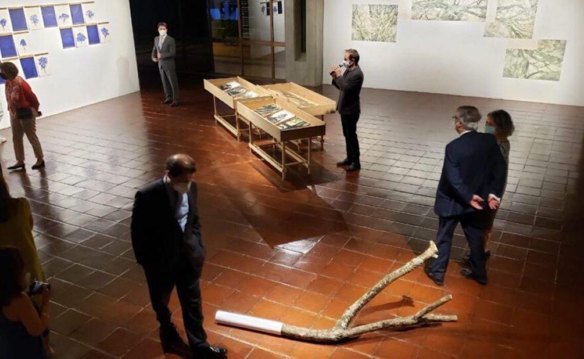 Capital brasileira inspira tema de exposição luso-brasileira