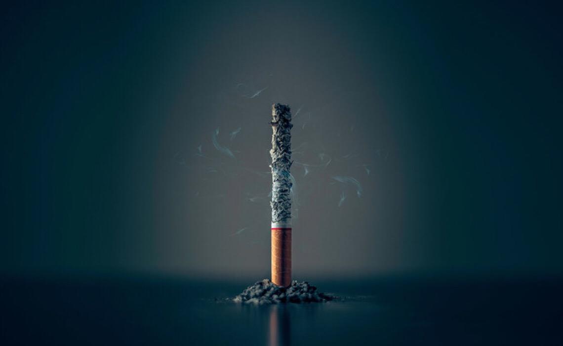 Em tempo de pandemia, milhões de pessoas dizem que querem parar de fumar