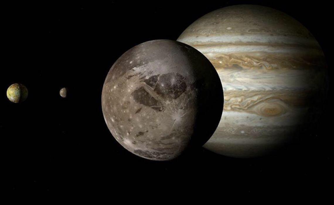 Lua de Júpiter pode abrigar vulcões ativos escondidos sob vasta camada de gelo, aponta estudo