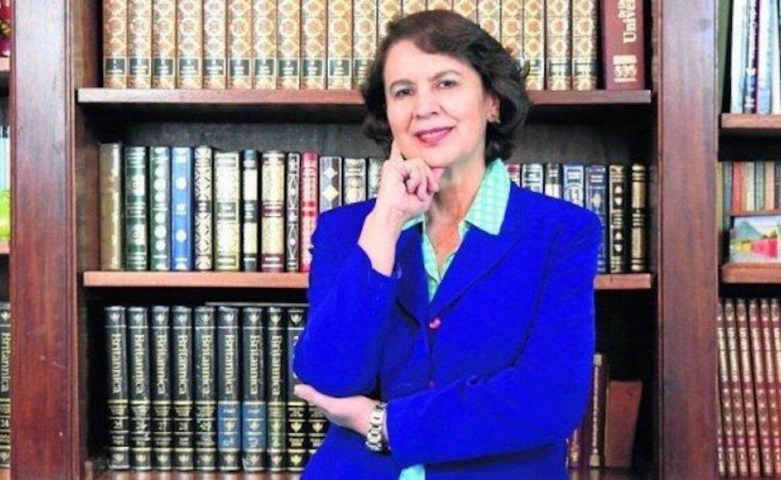 Rosalía Arteaga quer ser a primeira mulher à frente da ONU