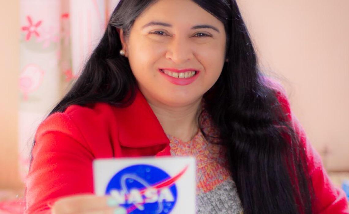 Pesquisadora brasileira que trabalhou na NASA conta como superou a esquizofrenia