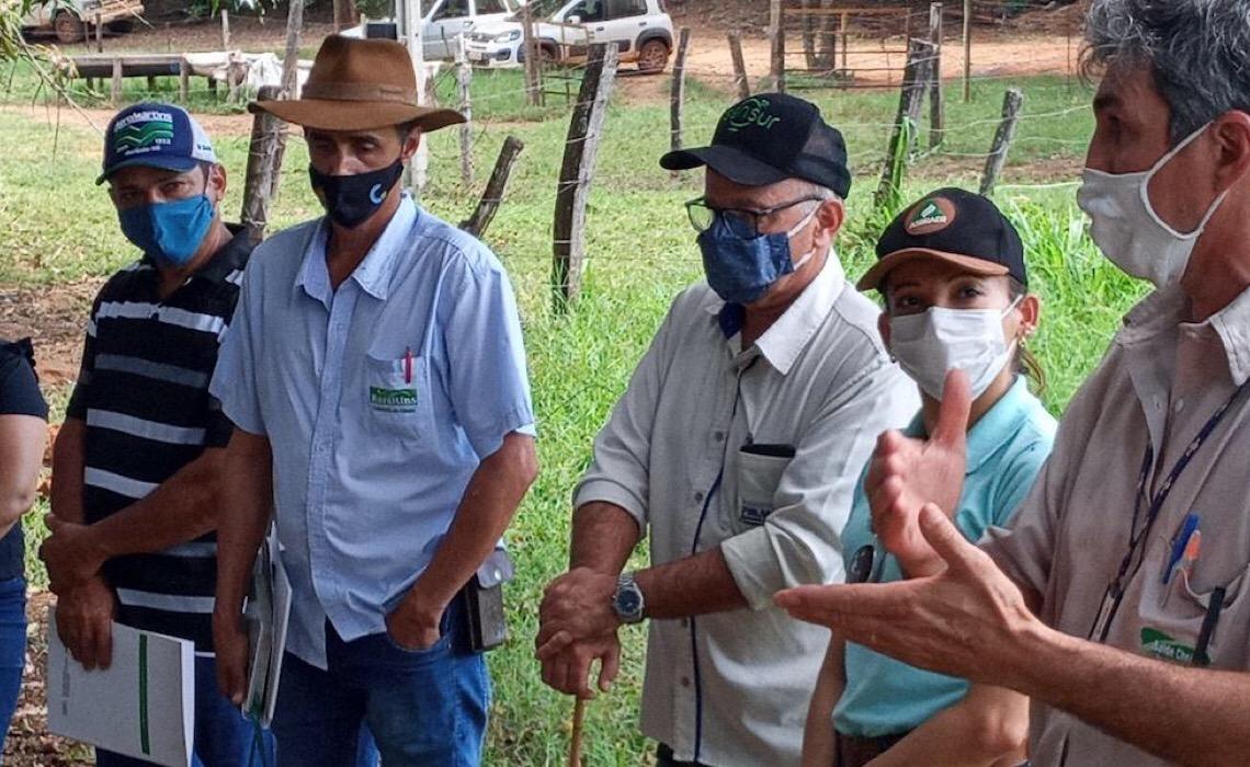 Balde Cheio promove intercâmbio de produtores no Tocantins