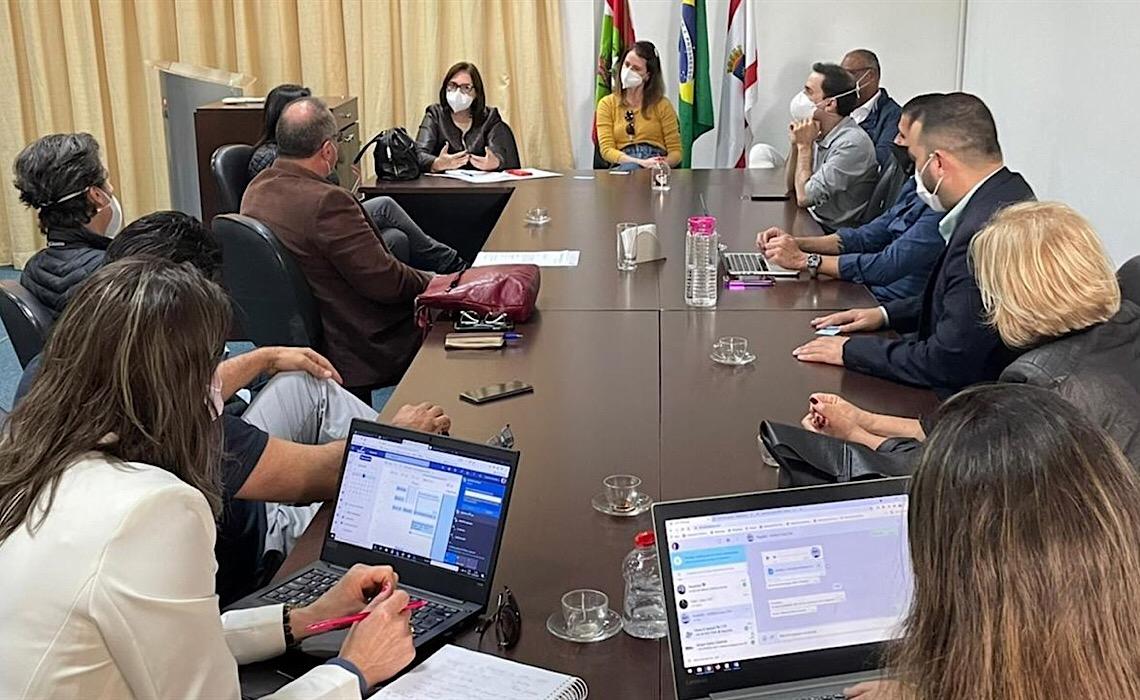 Santa Catarina avança na criação de protocolos para eventos-testes