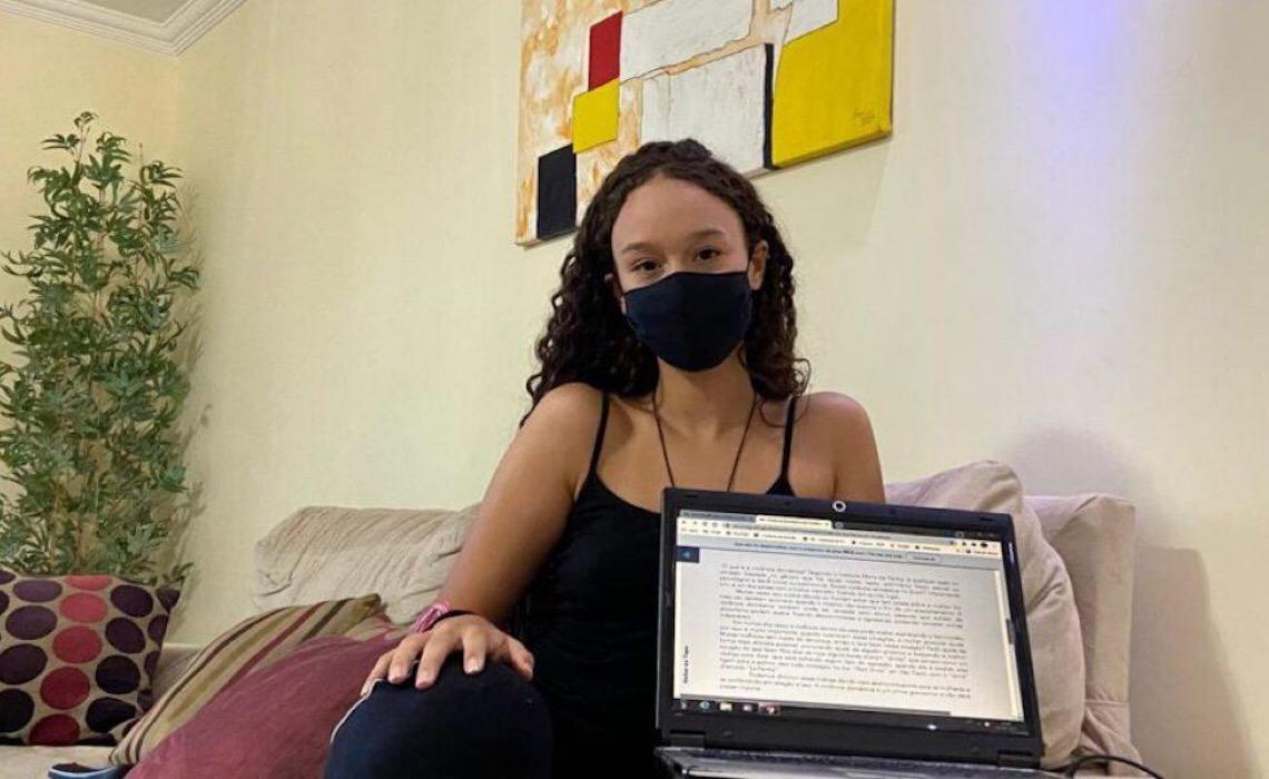 Professor e estudantes criam jornal digital em Taguatinga