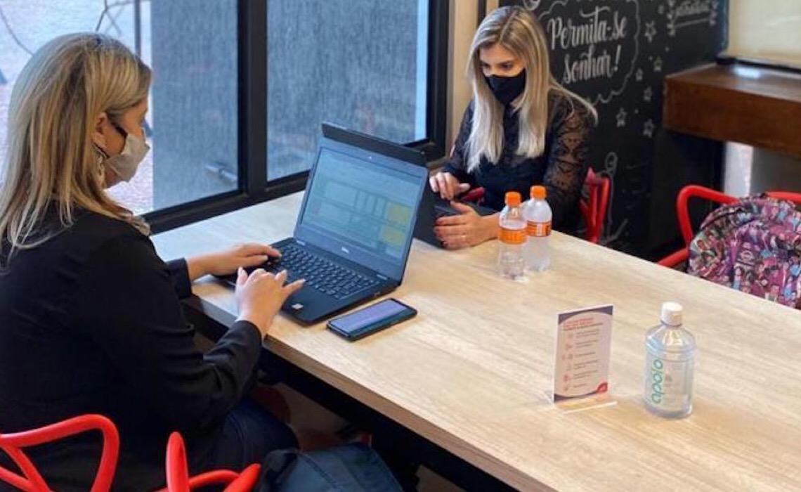 Espaços colaborativos se tornam opção para a rotina do trabalho home office e aliviam a ansiedade do isolamento