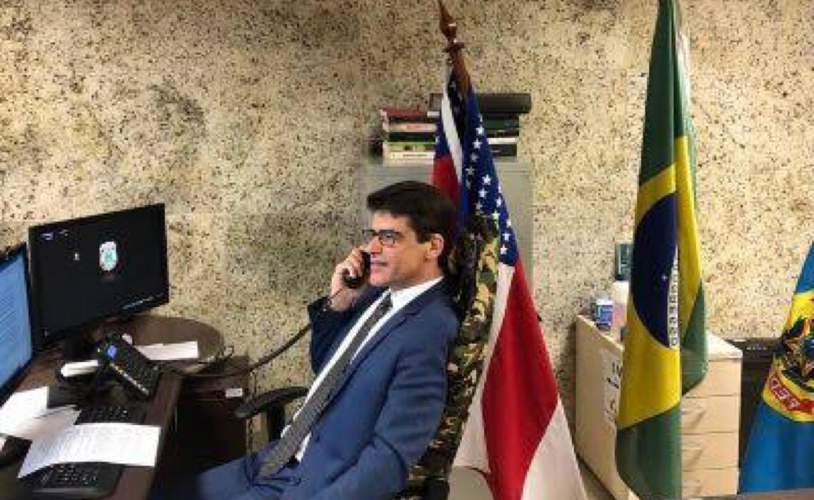 Ex-chefe da PF do Amazonas diz que provas contra Ricardo Salles são 'claríssimas'