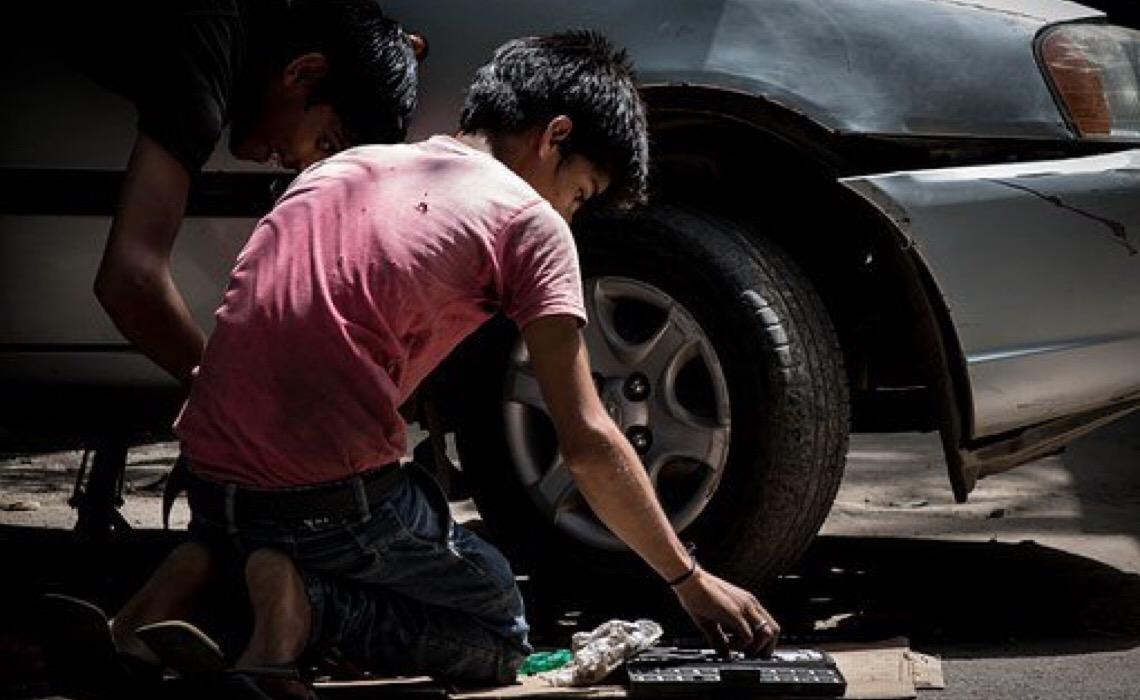 Governo do DF abraça campanha contra o trabalho infantil