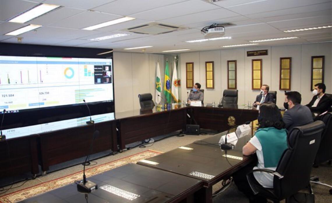 Força-tarefa do Ministério Público discute novas etapas do plano de vacinação no DF