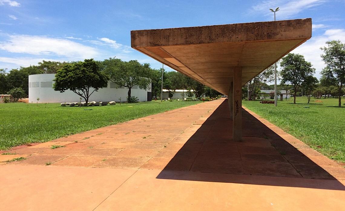 Governo do DF assume o Complexo Cultural Funarte Brasília